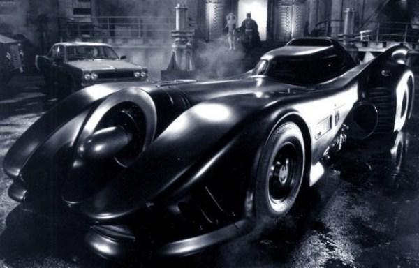 batmobile Batman Returns - 1992
