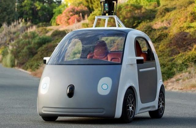 Google's Self-Driving Car Has No Pedals No Steering Wheel