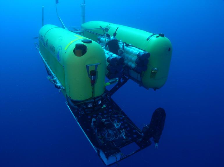$8M Robo-Submarine Lost At Sea