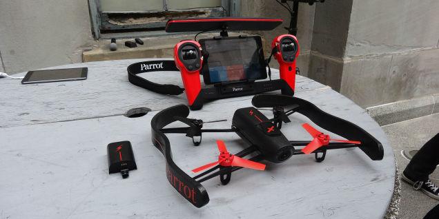 Parrot's New Bebop Drone