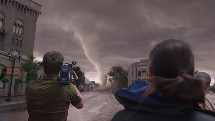 INTO THE STORM Trailer