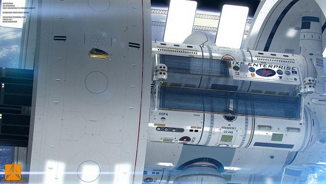 NASAs Warp Drive Spaceship Concept