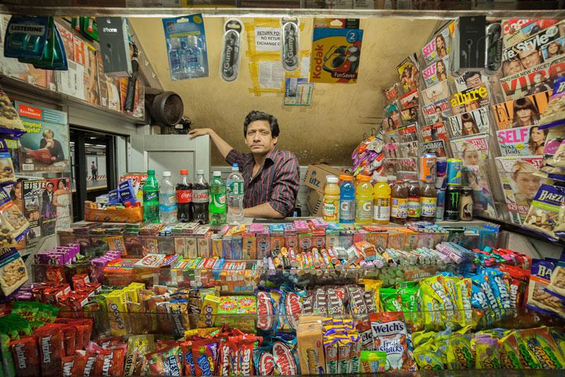 Shopkeepers Around the World