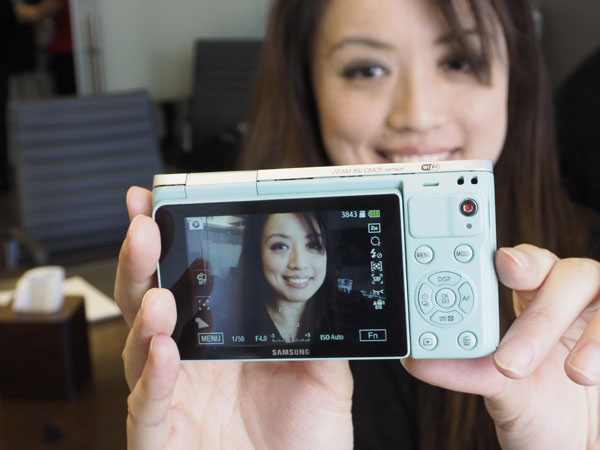 Why the Samsung NX Camera Series Is the Best (No, Really)