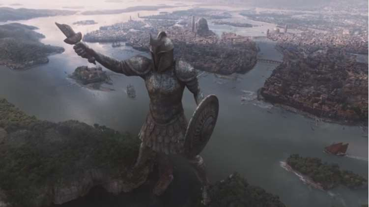 Game of Thrones Visual Effects Reel Shows How Westeros Comes to Life 2