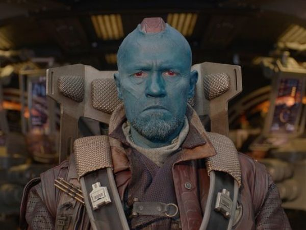 Yondu from GUARDIANS OF THE GALAXY