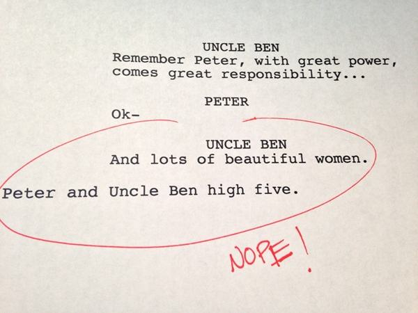 Terrible First Drafts of Popular Movies, Books and TV Shows
