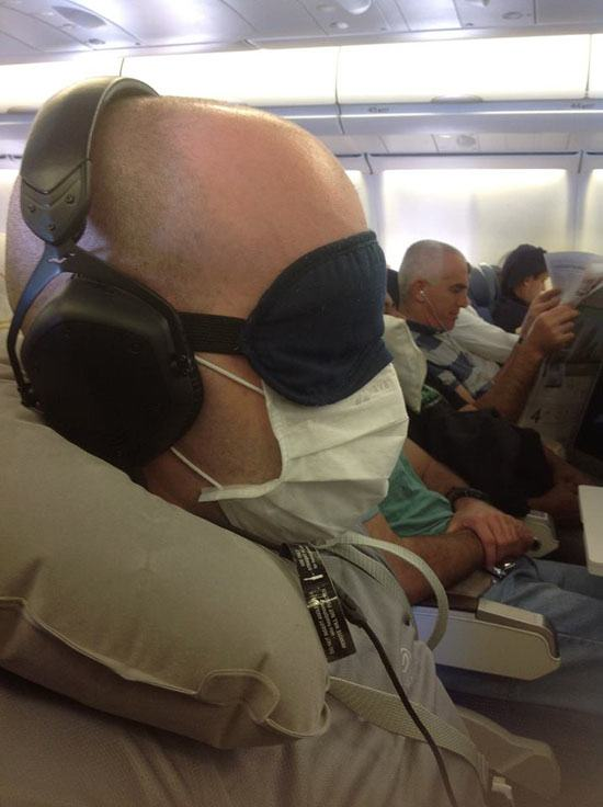 Most Interesting Passengers Ever Spotted on an Airplane
