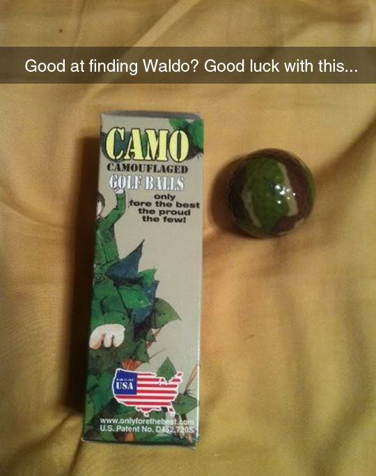 funny-camouflaged-golf-balls-1