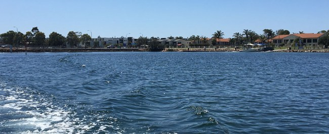 customer segments in marketing - the coastal audience - view of merimbula bridge across the water