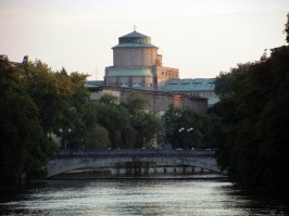 Slika 1. Pogled Deutsches Museum