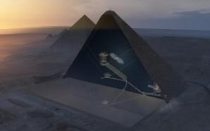 Parçacık Fiziği ve Tarihin Buluşması: Kozmik Işınlar Kullanılarak Büyük Giza…