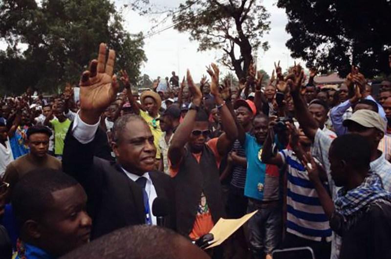 Élection-RDC : La priorité de Martin Fayulu à Beni est  la paix et santé. Je déplacerai le camp Kokolo de kinshasa à Beni