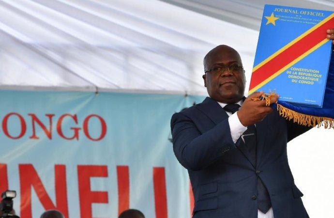 RDC: un discours d'investiture qui annonce le changement de la constitution