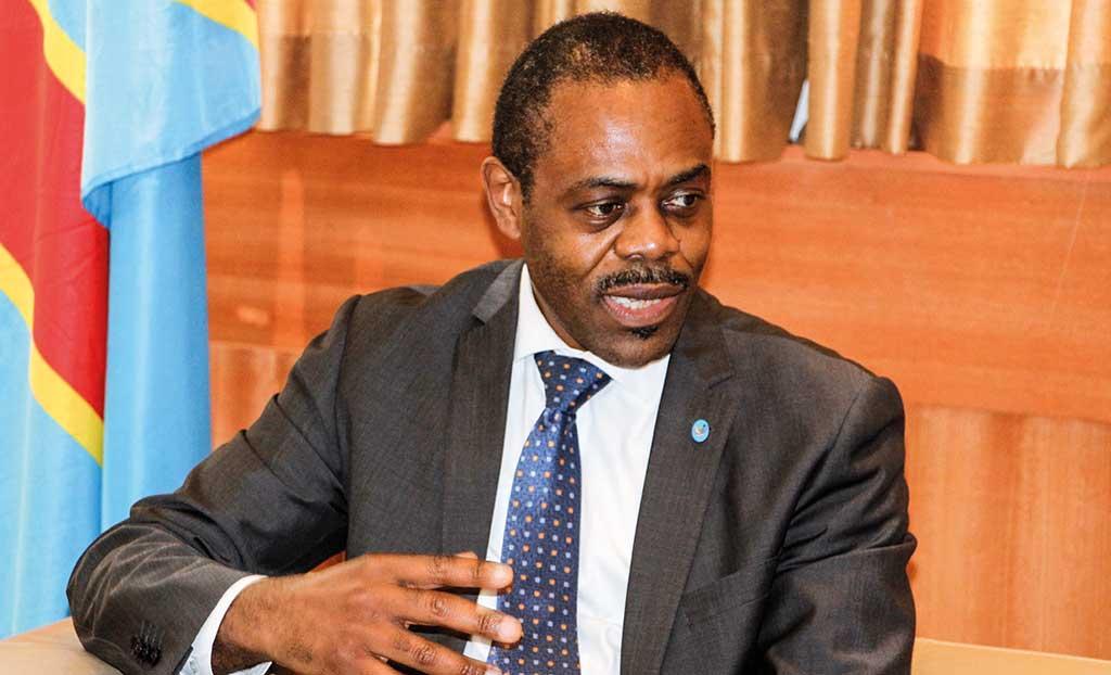 RDC : SANTÉ: LE MINISTERE DE LA SANTE PUBLIQUE OLY ILUNGA