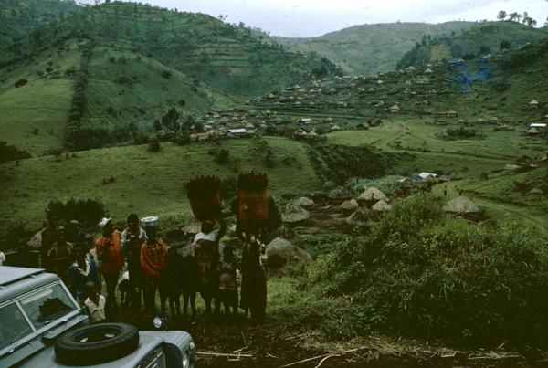 Masisi-RDC : JOURNEES VILLE MORTE A MASISI