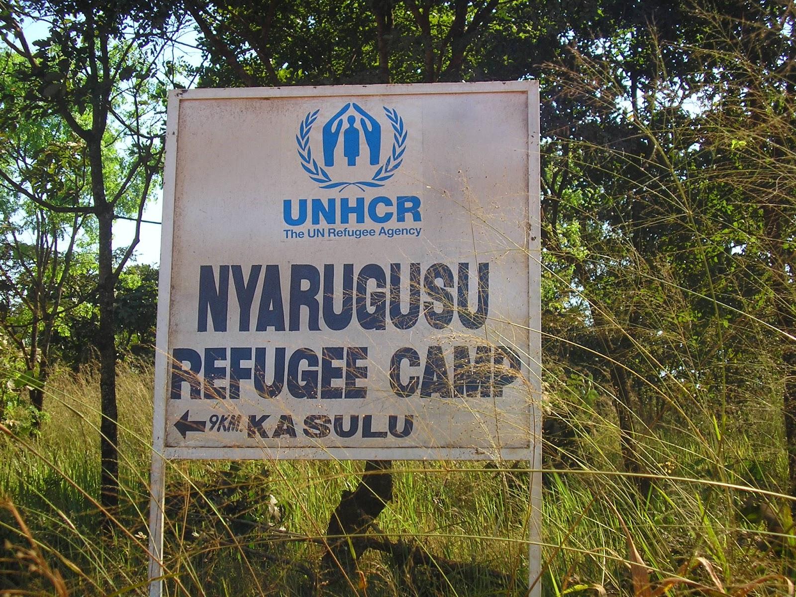 Nyarugusu-Tanzania : Mkuu wa wakimbizi duniani au mwenyekiti wa shirika la wakimbizi duniani UNHCR alikuwa kambini Nyarugusu