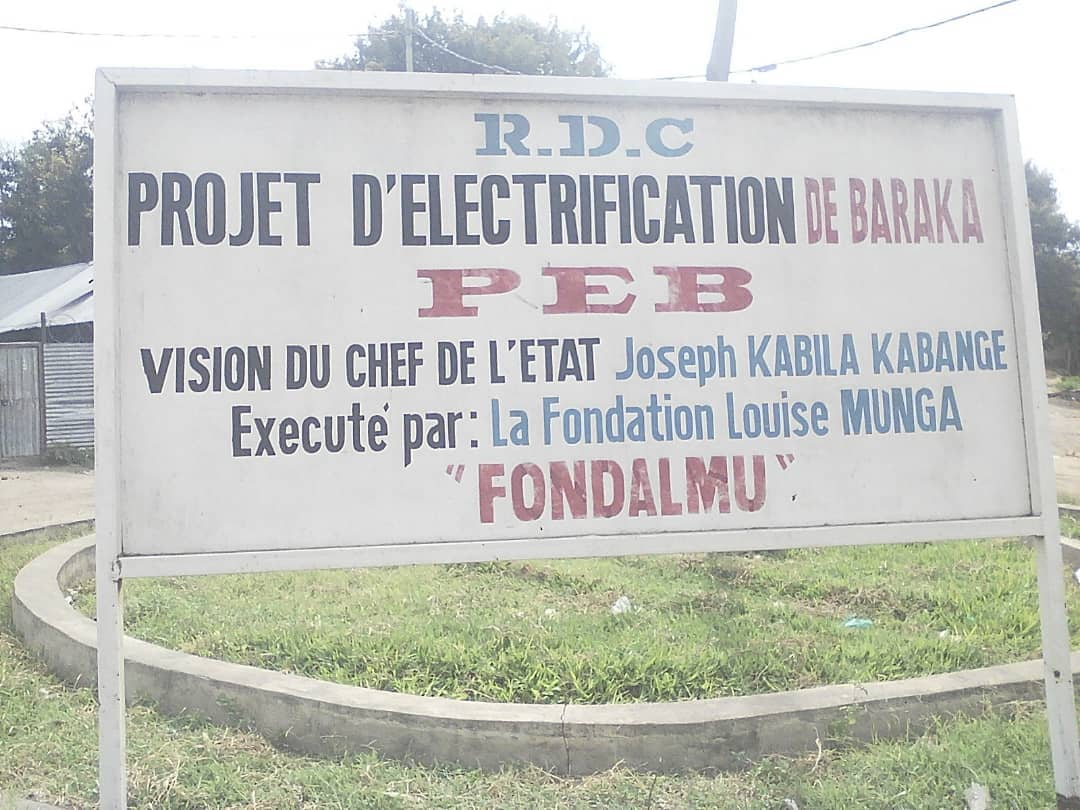 Baraka-FIZI : BARAKA VILLE SANS ÉLECTRICITÉ