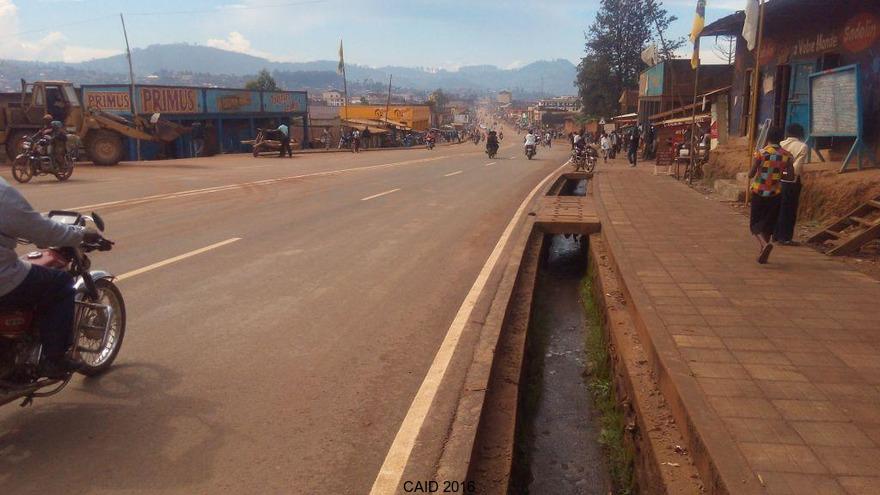 Butembo-RDC : Les taxis Mans motos et conducteurs des voitures en ville de butembo s'impliquent dans la lutte contre la maladie à virus ebola dans cette ville