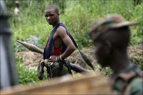 MONDA-LULENGE : des affrontements signalés entre deux groupes rebelles