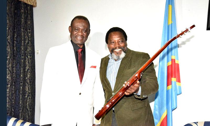 RDC :le fcc passe son message de condoléance à la famille éprouvée ,lutumba simaro.