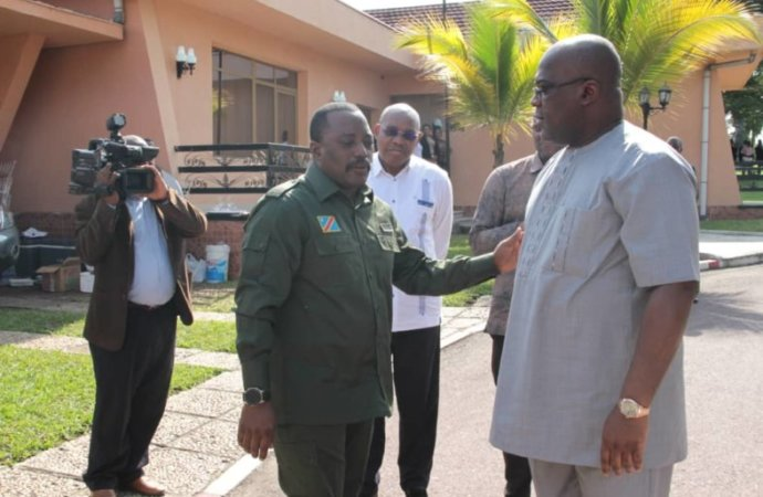 RDC : Toujours pas d'accord entre Tshisekedi et Kabila sur  le nom du premier ministre