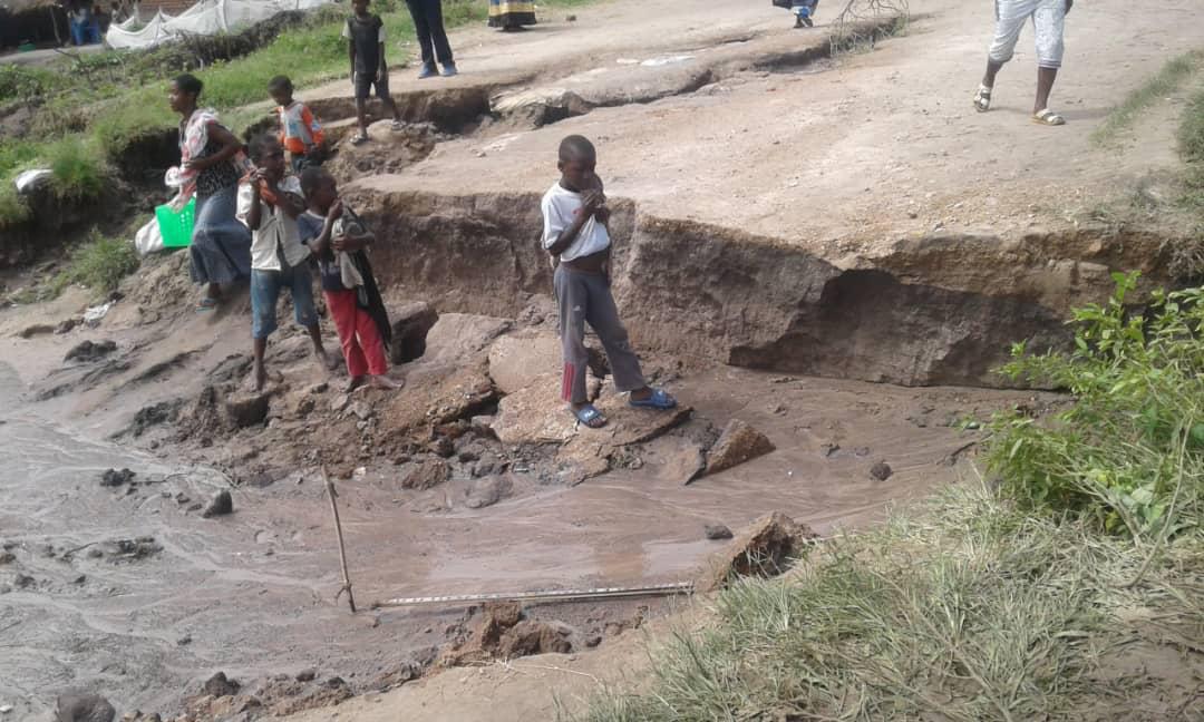 BARAKA-RDC : une ville en voie de destruction routière ou en croissance accélérée des nouvelles rivières?