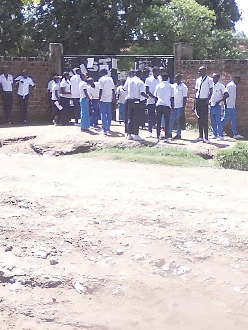RDC: debut des examens d'État hors-session de l'édition 2018/2019.