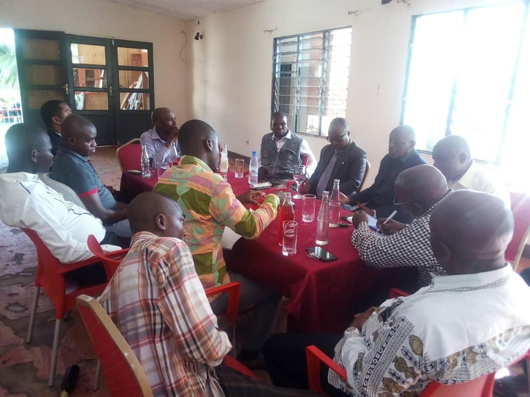 GOMA : L'ONGDH CNPD au centre des médiations pour trouver une solution au sein de EMO 'YA M'MBONDO a Goma au Nord-Kivu