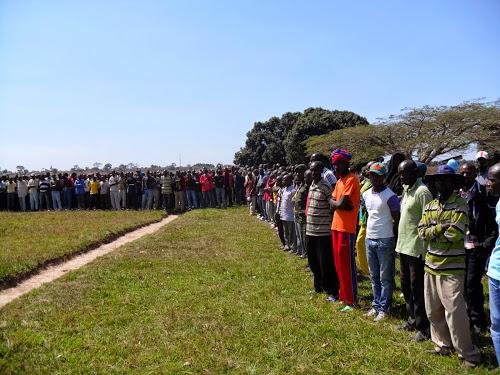 Bukavu : 600 ex-combattants se plaignent de leurs mauvaises conditions de vie à Nyamunyunyi