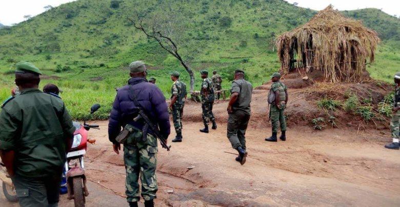 Walikale: Erection  d'une barrière illégale par les FARDC