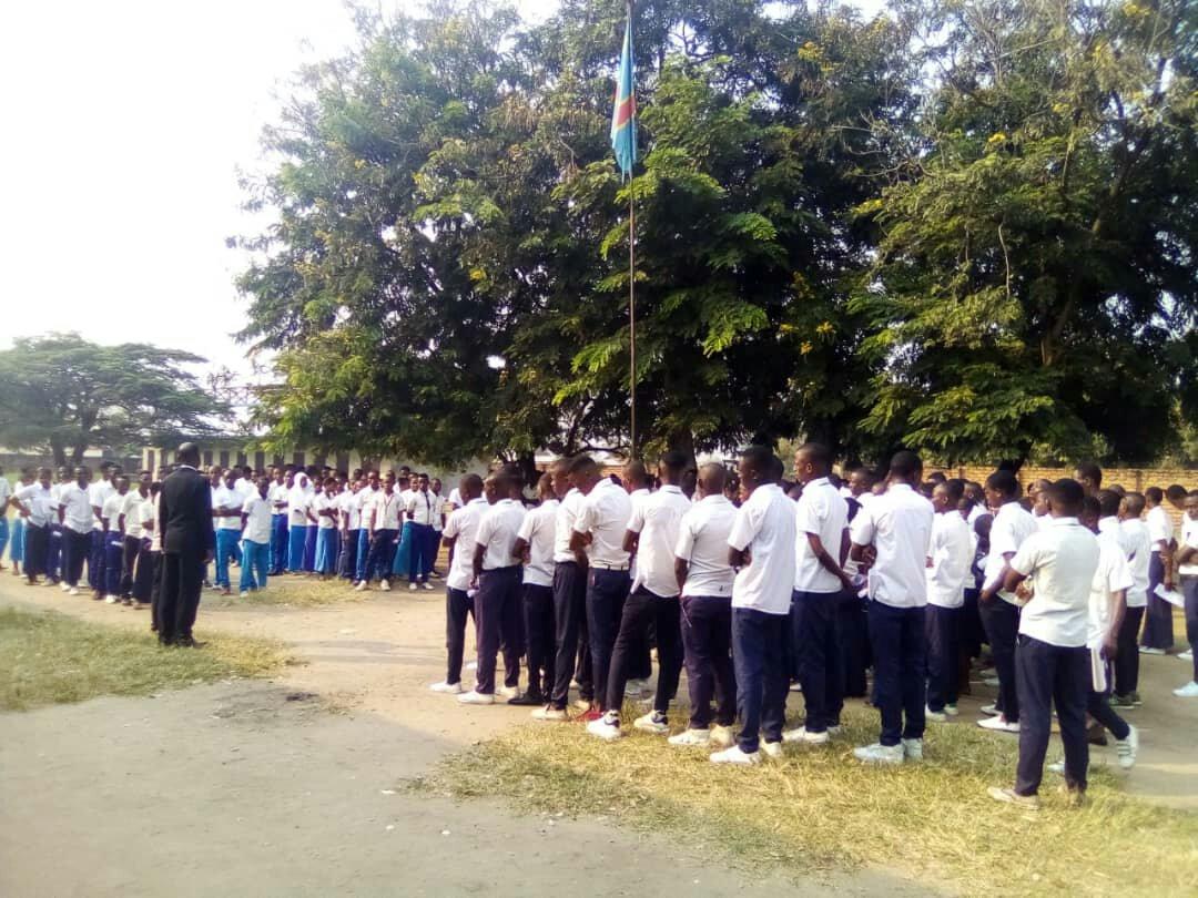 BARAKA : Lancement officiel à Baraka, ce lundi 24 juin des épreuves de la session ordinaire de L'examen d'Etat édition 2019 pour la province éducationnelle Sud-kivu II