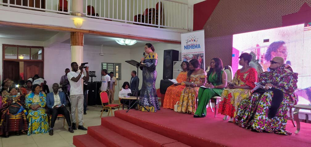 Sud-kivu : Madame Carole Asseli Kasi, plus que déterminée à faire valoriser la femme sud- kivutienne