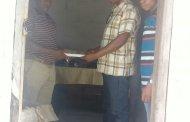 Sankuru:La papeterie Santa de Mbuji mayi offre quelques fournitures de bureau au gouvernement provincial