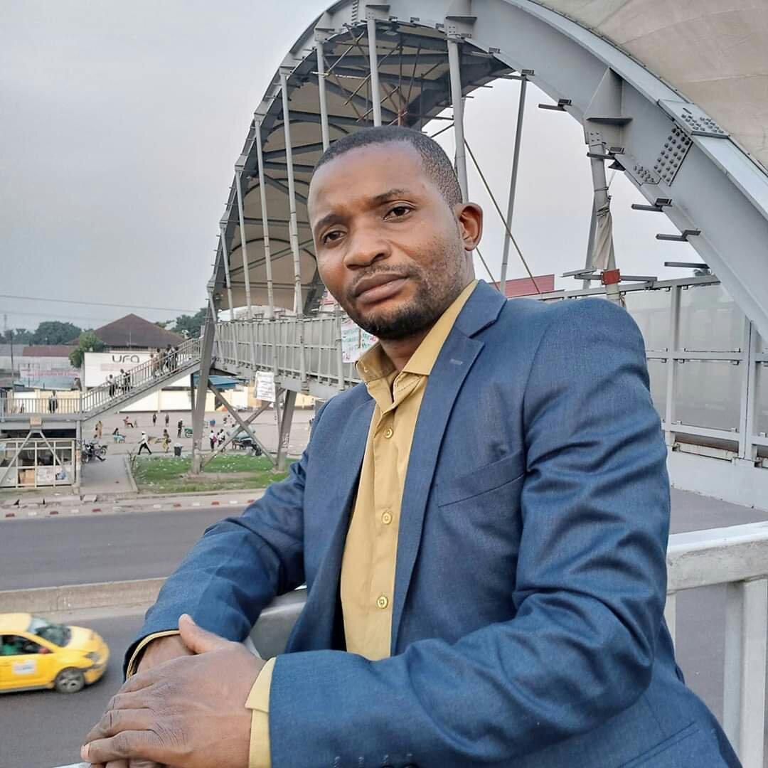 ©Ph d'archive, l'honorable Peshi Mtengya prince lors de sa visite à Kinshasa.