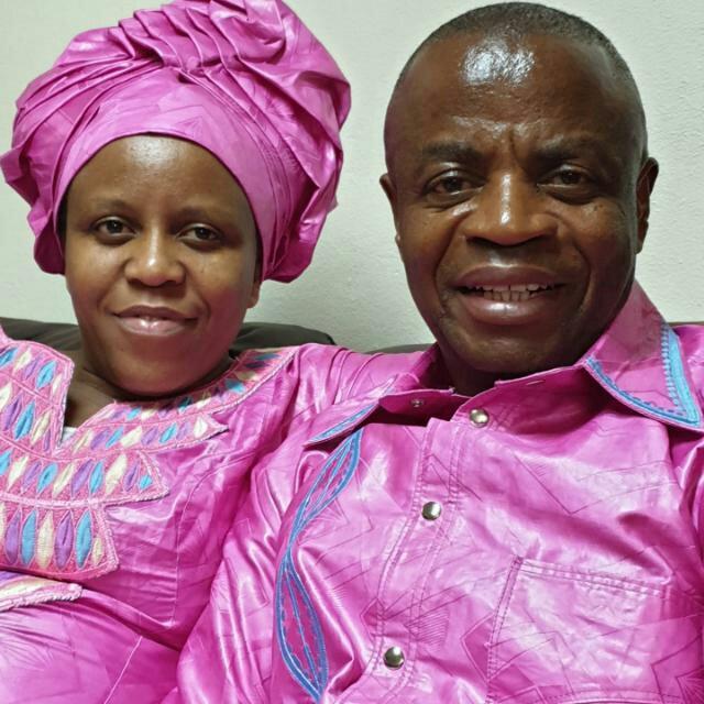 ©Ir Nyamangyuku ishibwela obedi et sa Femme.