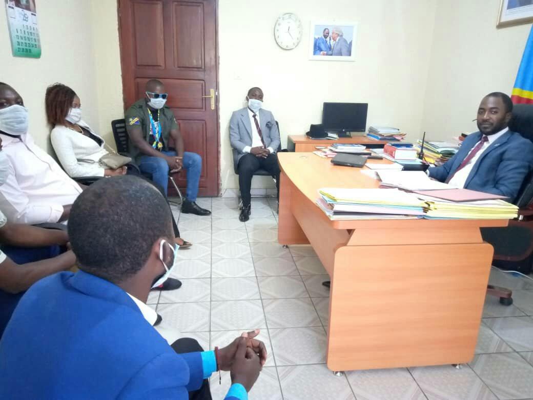 RDC- détournement des derniers publics: 4 mouvements citoyens  à la recherche des coupables, audience avec le vice président de l'Assemblée provinciale du Nord-Kivu