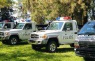 Nord-Kivu: le Gouverneur Carly Nzanzu Kasivita dote la PNC  3 Jeeps  pour la sécurisation de la population