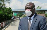 Nord-kivu: un cas testé positif au coronavirus à partir du Rwanda vient d'être stoppé à la grande barrière de Goma (Min Pro Santé )