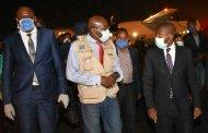 RDC: Le Vice-Ministre de l'intérieur et sécurité à Goma  pour se joindre aux efforts du Gouverneur NZANZU KASIVITA CARLY dans la lutte contre Covid-19 et l'insécurité