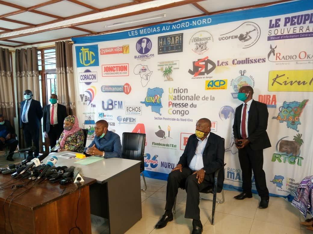 Nord-kivu : le gouverneur  regrette la légèreté  dans le respect des mesures de lutte contre la Covid-19