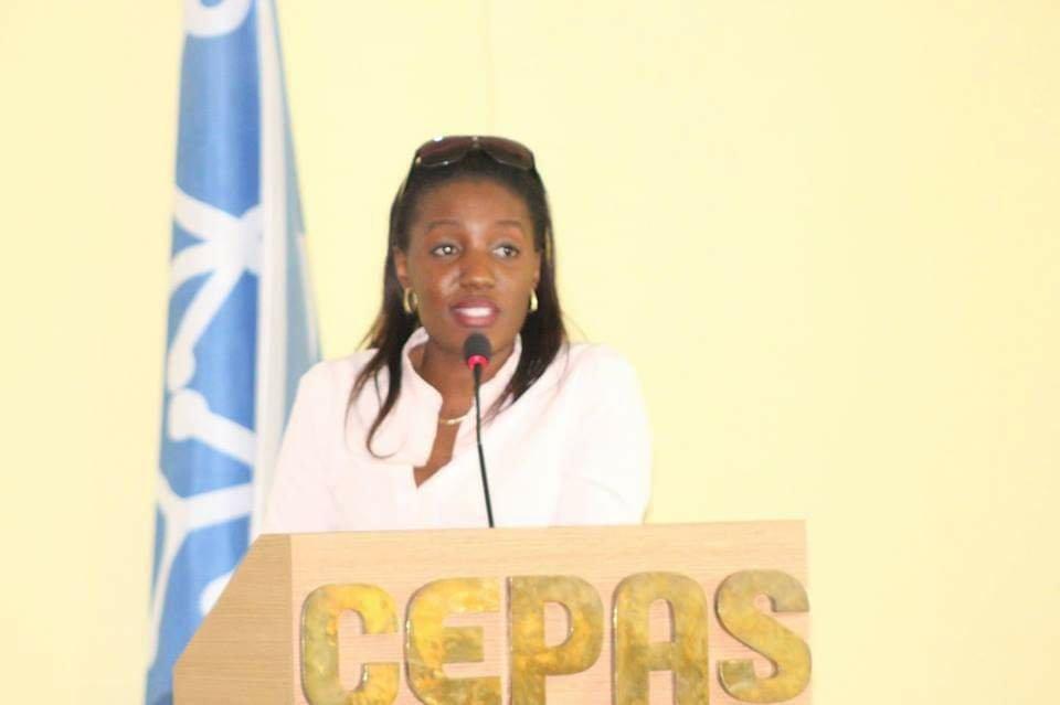 RDC : la jeunesse a droit a sa place dans la plénière de la CENI, le parlement des jeunes du Nord-kivu mobilise les organisations féminines à soutenir la plus jeune candidate Tatiana NGUYA MAZANDU (déclaration)