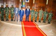 RDC: le haut commandement militaire des FARDC promet d'éteindre tous les foyers d'incendie et de neutraliser toutes les forces négatives