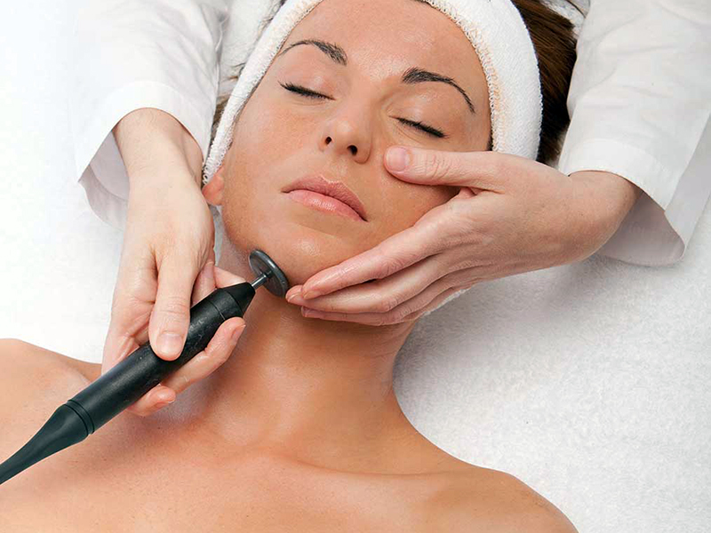 Fizio GP - Indiba face lifting