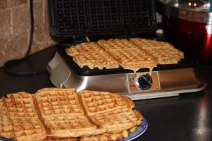 cooking-waffles