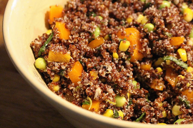 Everyday Quinoa Salad