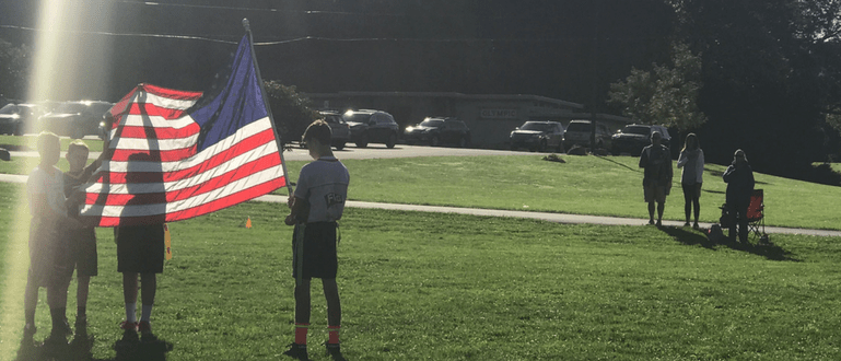 The great debate…kneeling NFL players, the flag, veterans & our family
