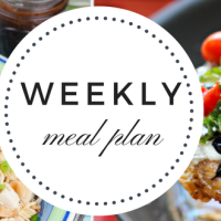 Weekly Meal Plan 16