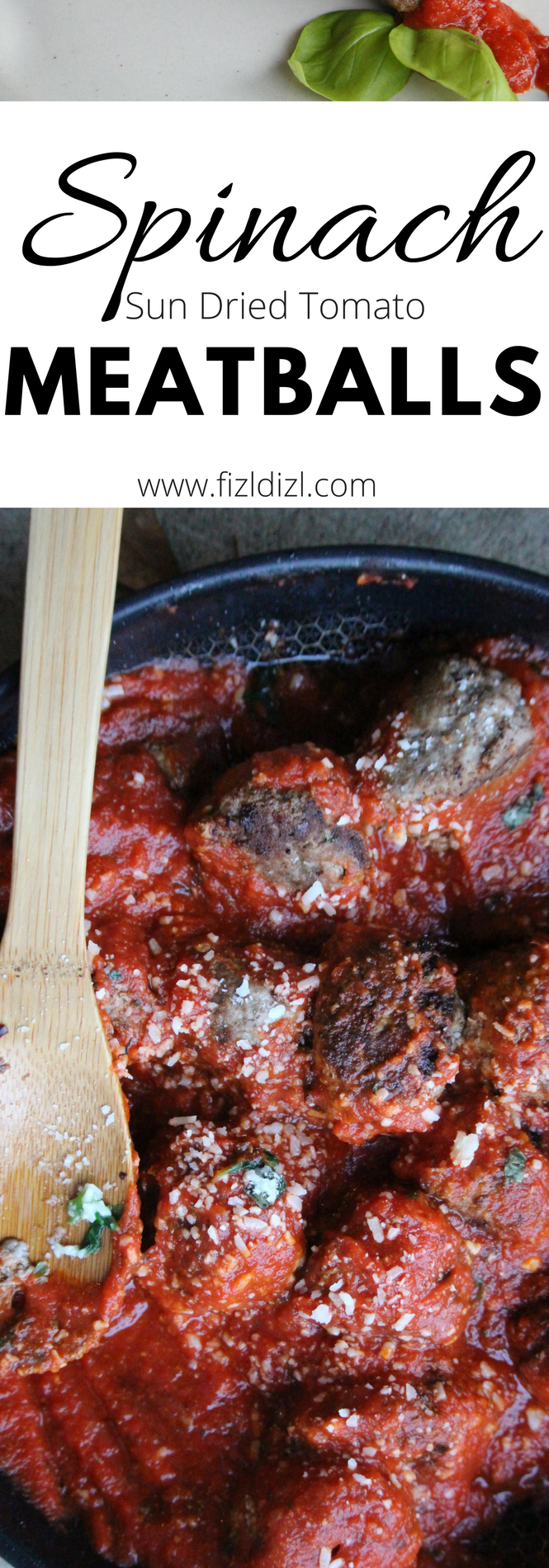 spinach sun dried tomato meatballs