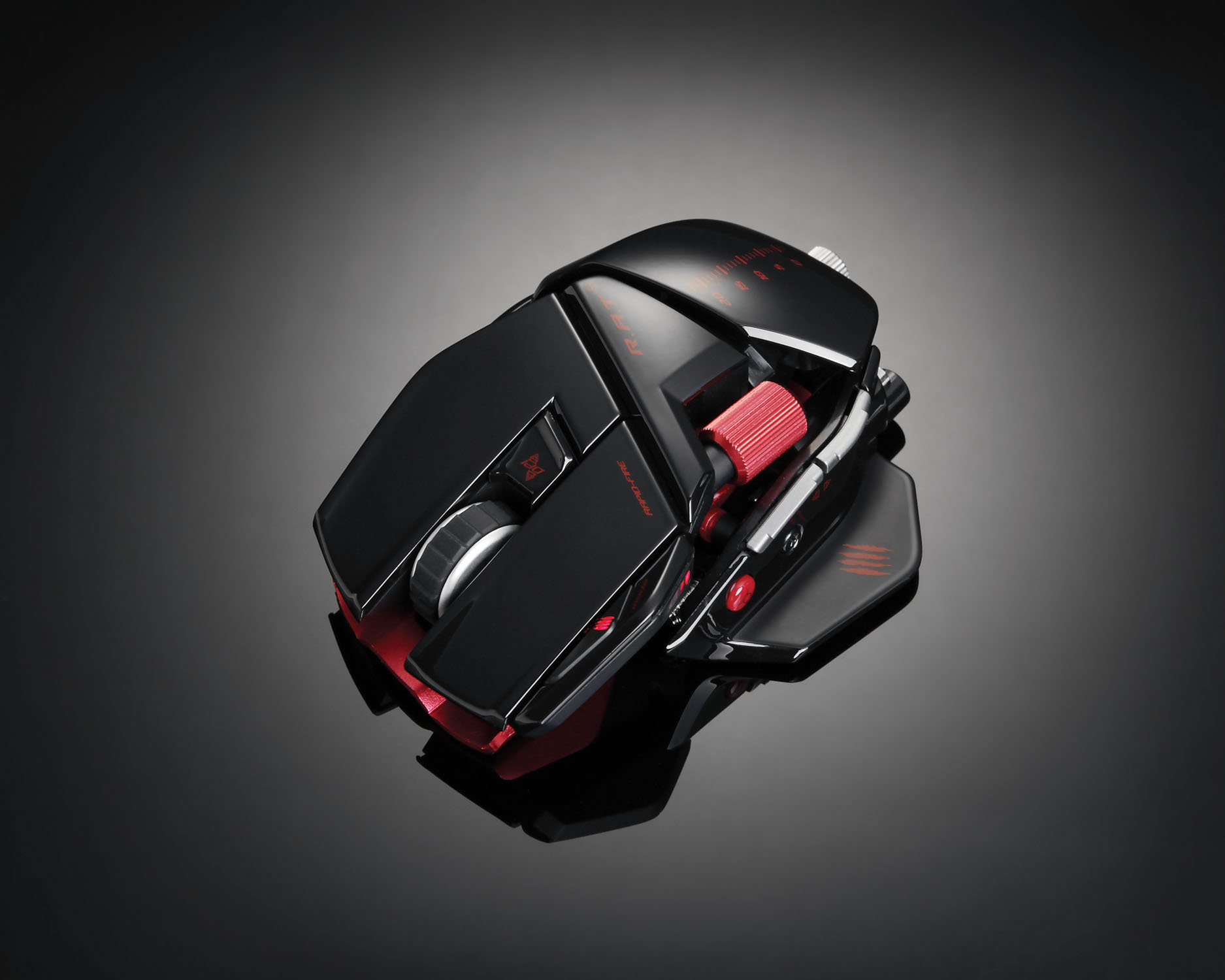 Mad Catz R A T Computer Gaming Mouse